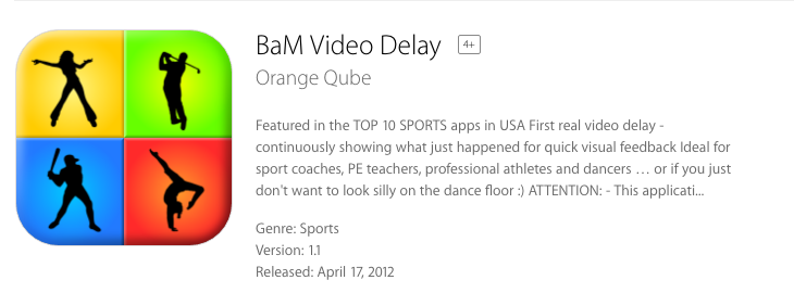 BAM Video Delay